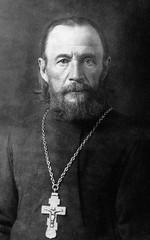 Финансов Василий Алексеевич, Священник